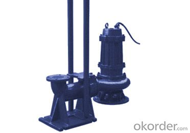 Sewage Pumps High Efficiency Non-block WQ (QW)Series