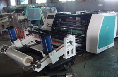 WZFQ-C Model paper slitting machine
