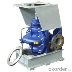 Vertical Single Stage Double Suction Split casing pump