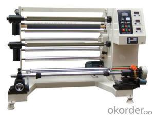 Metal strip coil slitting machine