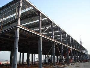 Ware House Steel  Structure Building