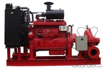 Diesel Drive Pump-XBC