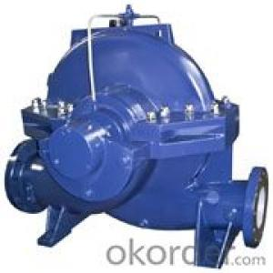 Hot water pump