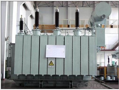 Oil immersed Power Transformer 110kV