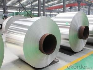Mill Finished Aluminum Coil by CC Method