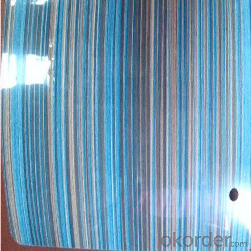 High Gloss PVC Laminate Film