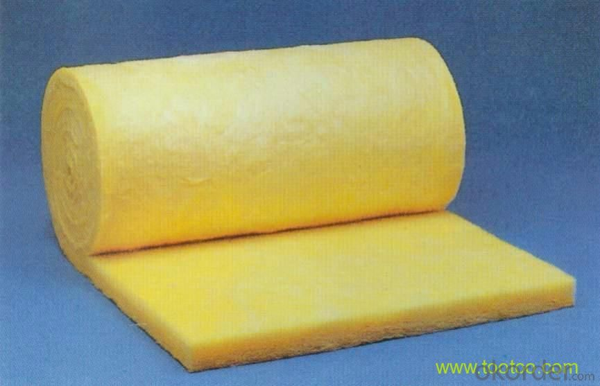 Glass Wool blanket CE approved