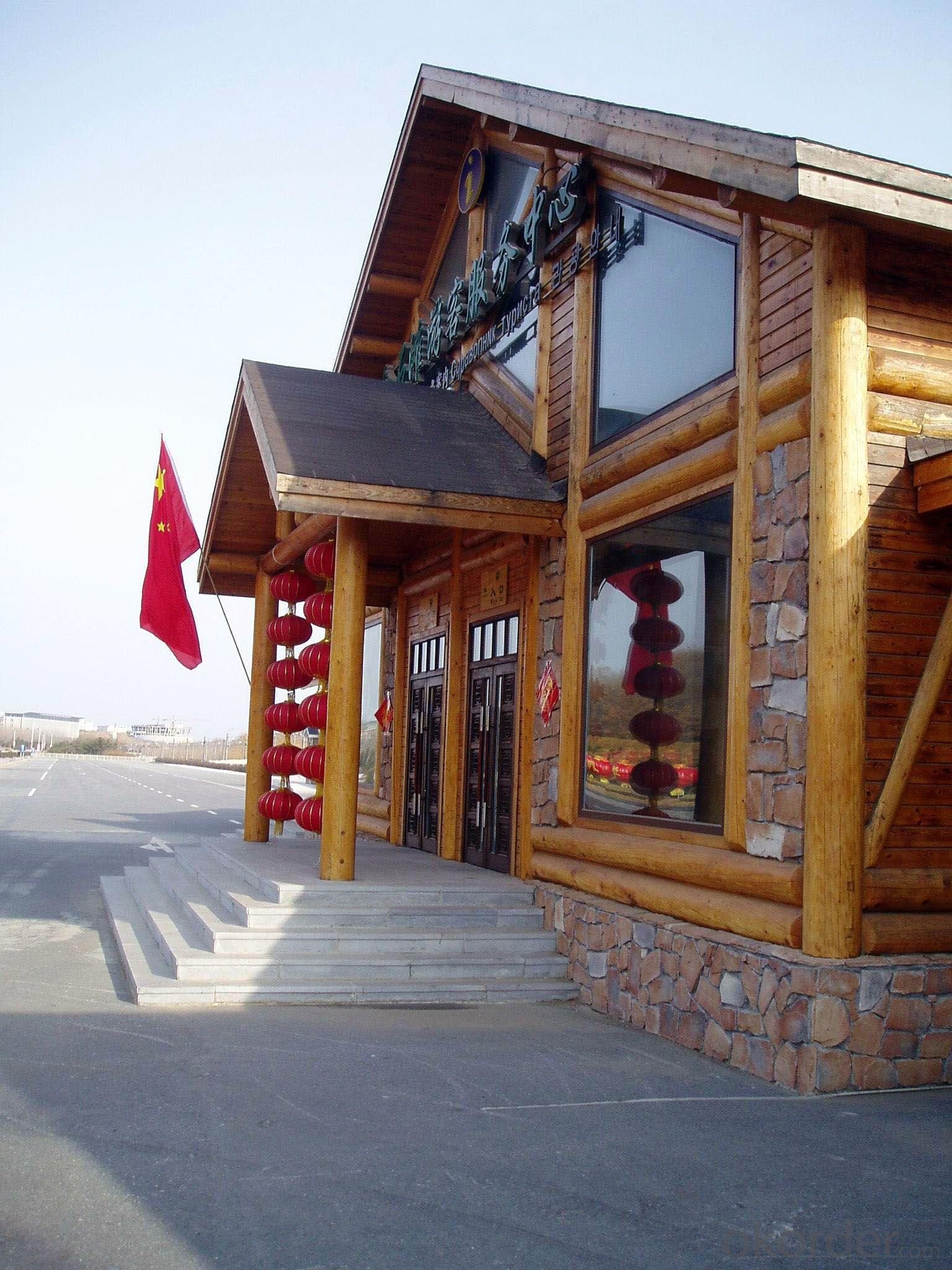 Seaside flexible layouts wooden villa