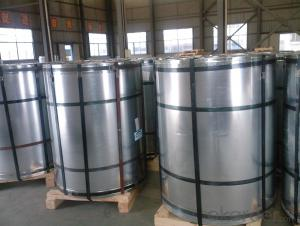 HOT DIP GALVANIZED STEEL IN COIL