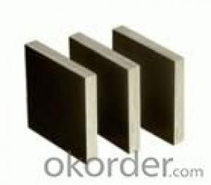 Double Film Poplar Core Plywood 18mm Thickness