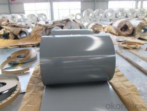 PREPAINTED STEEL COILS PPGI
