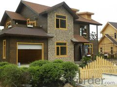 Qualified wood structure houses