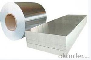 AA 1100 aluminium coil