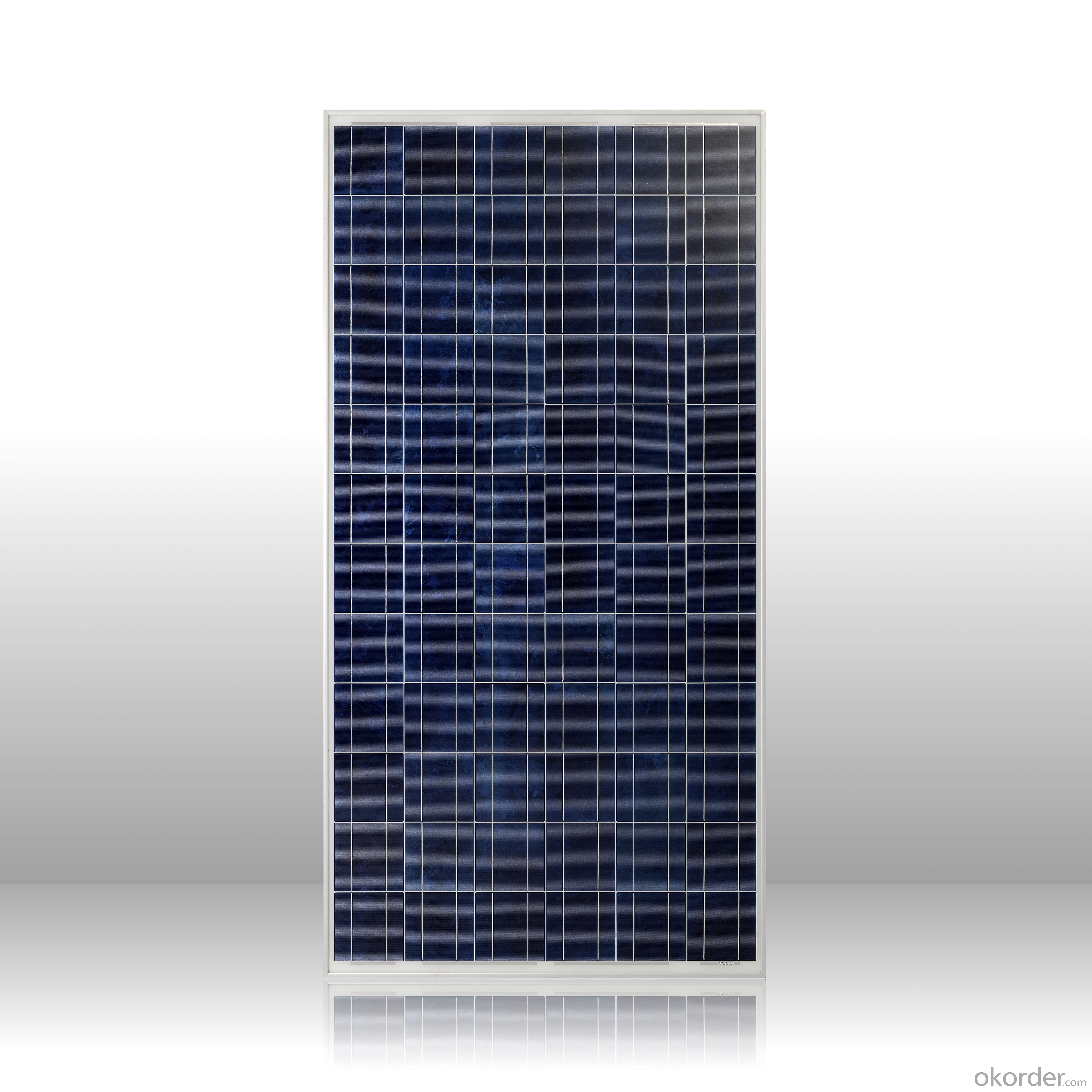 Top supplier high efficiency poly solar panel 300w