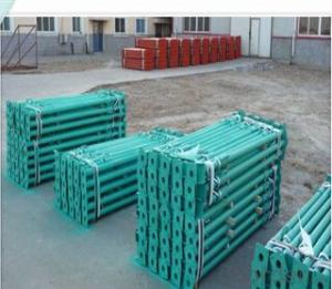scaffolding adjustable steel props for construction