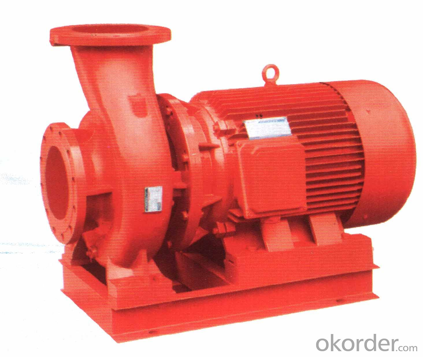 Fire Fighting Pump XBD-ISW