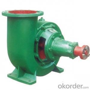 Horizontal Mixed Flow Pump HW