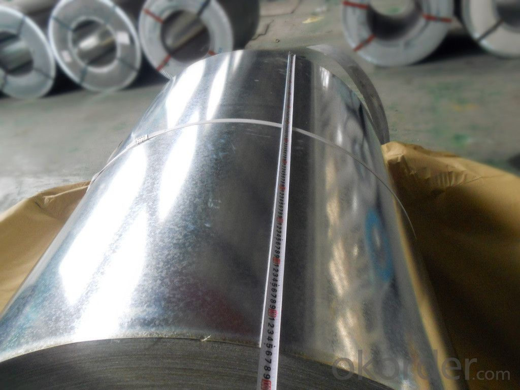 HOT-DIP GALVANISED STEEL IN COIL -STOCK