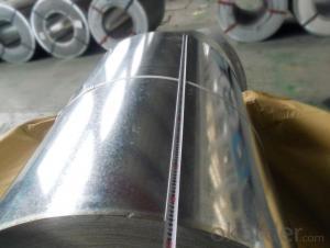 HOT-DIP GALVANISED STEEL IN COIL -STOCK