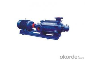Horizontal Multistage Centrifugal Pumps ALDW Series
