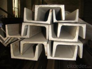 High Quality Steel Channel 125mm