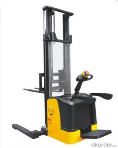 Rider Type Electric Stacker- CTDK10-III/12-III