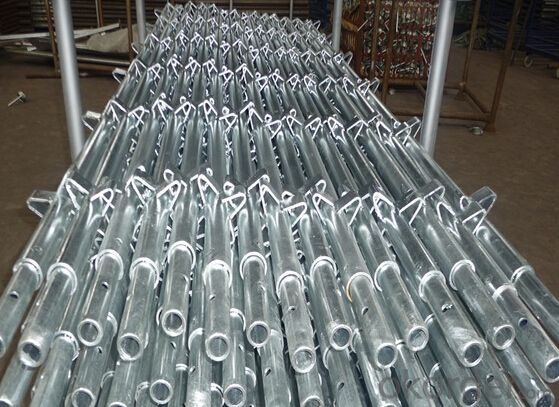 Scalffolding Galvanised Steel Kwisktage