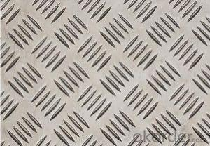 checker aluminium sheet