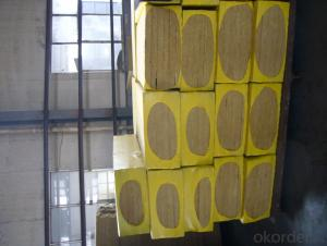 Insulation Rock Wool Board 100KG 100MM