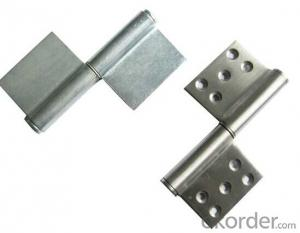 Aluminium Window Hinge for Aluminium Profile Use