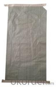 hot sell recycable pp woven bag,bopp laminated pp woven bag