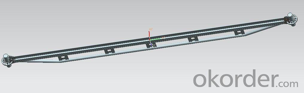 Ringlock System O-bridging Transom