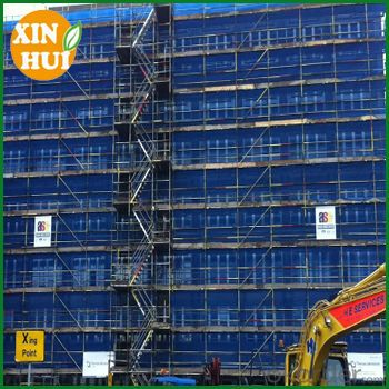 high quality Provide honest serivice nylon construction safety netting