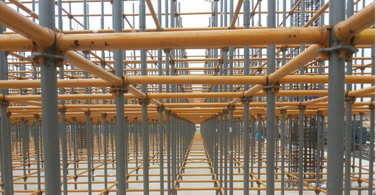 Scaffolding Formwork Steel Kwikstage