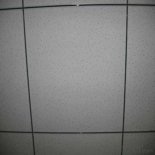 Ceiling Tiles 595*595*12m Mineral Fiber Ceiling
