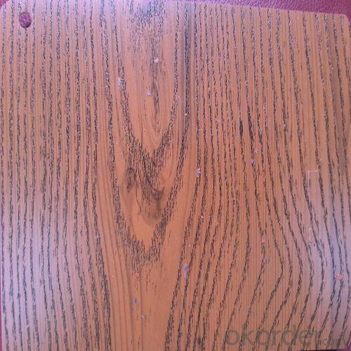 Vacuum Press Decorative Cabinet Door PVC Foil
