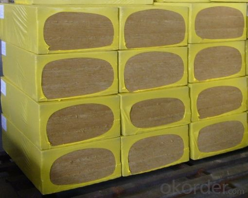Insulation Rock Wool Board 120KG