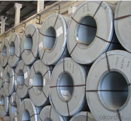 HOT-ROLLED STEEL COILS