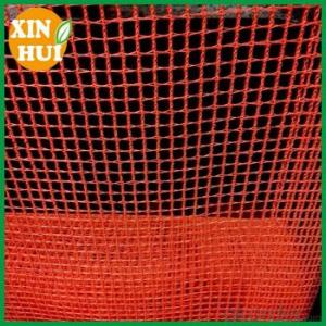 durable plastic scaffold safety net