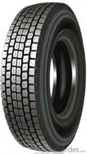 Truck and Bus radial tyre pattern 755