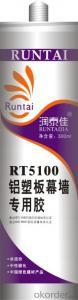 RT-5100 Neutral ACP Silicone Sealant