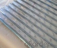 BEST QUALITY CORRUGATED GALVANIZED  STEEL SHEET