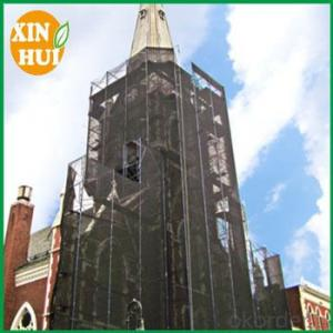high rise building Scaffolding safety net