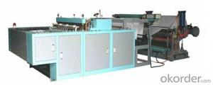 Final manufacture in China for A4 cutting machine