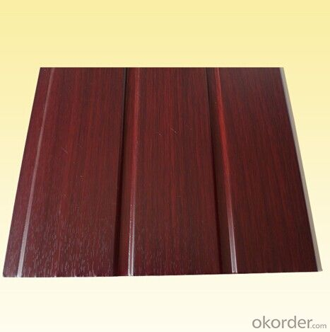 PVC Ceiling High Quality Smooth Surface For Roof and Wall Decoration