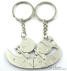 Key Chain Aluminum or zinc alloy Swivel Bolt Snap Hook