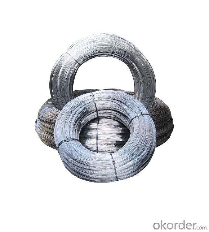 High Carbon Steel Spring Wire for Flexible Duct