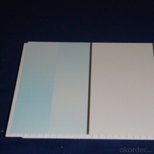 PVC Ceiling Panels to Nigeria From China Square Design