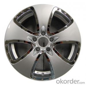 LY0451560 Passenger Car Aluminium Alloy Wheel