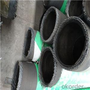 DN125 concrete pump rubber hose for sany